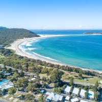 Fingal Bay Holiday Park, hotel in Fingal Bay