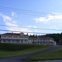 Hotel Motel Bon Accueil, hotel em Rivière-la-Madeleine