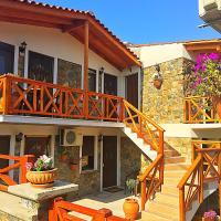 Villa Makri, hotel in Mákri