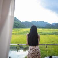 Liberty Hall Tam Coc Villa, hôtel à Ninh Binh