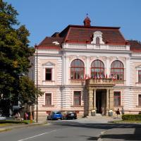 Hotel Nová radnice, hotel a Vsetín