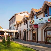 Penzión Stefarez New, hotel v Veľkém Mederu