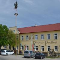 Penzion Pivovar Podlesí, hotel en Příbram