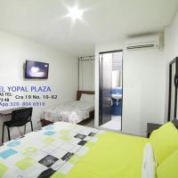 Hotel Yopal Plaza, отель в городе Йопаль