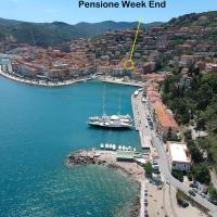 Pensione Week End, hotel a Porto Santo Stefano