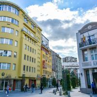 OSTEN ART HOTEL, отель в Скопье