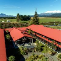 The Park Hotel Ruapehu, hotel in National Park