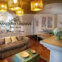 Masseria Urbana, hotel a Crispiano