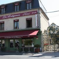 Hotel La Diligence, отель в городе Онфлёр