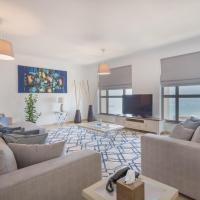 Stunning Marina & Sea View 4 Bedroom Apartment, Murjan 6 Jumeriah Beach