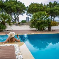 Villa Pelagos, hôtel à Koutsounari
