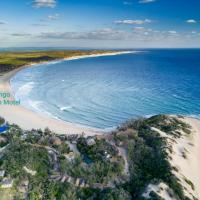 Pariango Beach Motel, hotel in Praia do Tofo