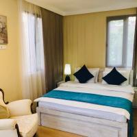Holiday House Green Cape Batumi, hotel in Mtsvane Konts'khi