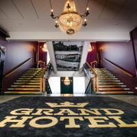 Grand Hotel Mustaparta, hotelli Torniossa