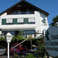 Haus Drei Tannen, Hotel in Siekholz