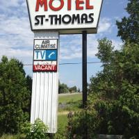 Motel St-Thomas, hotel em Joliette