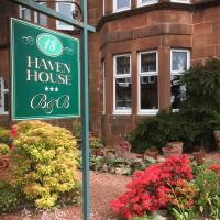 Haven House, hotel in Largs