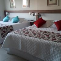 Lirio D'Água Hotel, hotel em Olímpia