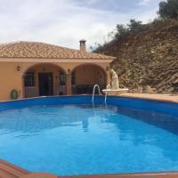 Casa Cuatro Vientos - Barranco Del Sol, hotel di Almogía