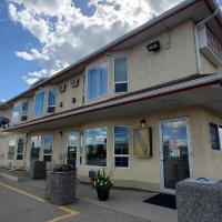 Western Budget Motel Cold Lake, hotel em Cold Lake