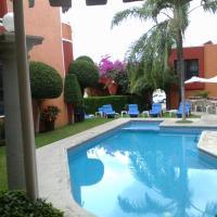Hotel Real del Sol, hotel en Cuernavaca