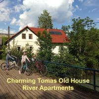 Tomas Old House - River Apartments, hotel in Visoko
