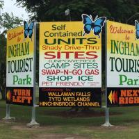 Ingham Tourist Park, hotel em Ingham