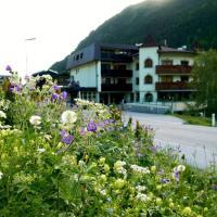 Hotel Venter Bergwelt, hotel in Vent