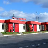 Motel Avtostop, отель в городе Mokshan