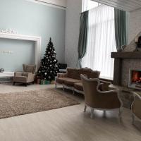 Загородный Дом для отдыха с участком, отель в Волгодонске