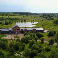 Эко-парк ЯсноПоле, отель в городе Velezhevo