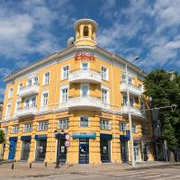Hotel Central, hotel Ruszéban