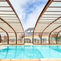 Vacancéole - Le Domaine de la Corniche - Deauville Sud, hôtel à Auberville