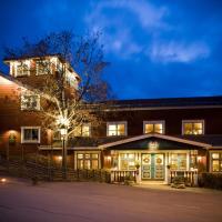 Åkerblads Hotell Gästgiveri Spa, hotell i Tällberg