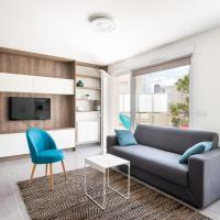 Appartement de standing avec grande terrasse