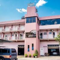 Hotel D'Fernandes, hotel in Progresso