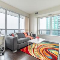 Simply Comfort. Modern Apartments in North York Skyscraper, hotel em Toronto