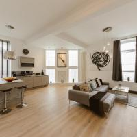 Nice warehouse conversion apartment in Chiswick, London
