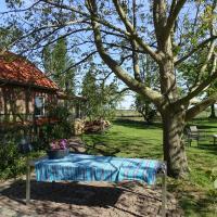 Roer, huisje aan de Maas, hotell i Maren-Kessel