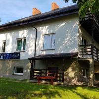 Pensjonat Wodnik, hotel in Przybrodzin