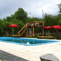 Cabañas Tierra del Sol Aldea de Montaña, hotel in Los Árboles