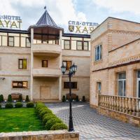 Hayat Spa Hotel, отель в Пятигорске