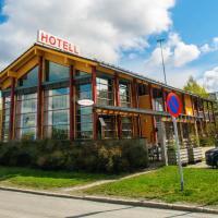 Sandmoen Motel (Free Parking), hotel in Trondheim
