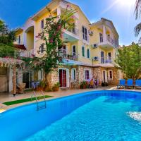 Kalkan Park Hotel, отель в Калкане