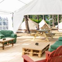 The Glamping Spot, Hotel in Biscarrosse