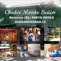 Condomínio Chalés Monte Suiço, hotel in Guaramiranga