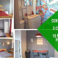 Diana 3 Bedroom Apartment Côte-des-Neiges 20 mins Downtown