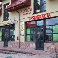 Gospoda Rycerska – hotel w mieście Szydłów