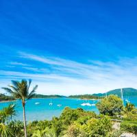 Baybliss Apartments 1 Bedroom Escape Free Wi-Fi, hotel em Shute Harbour