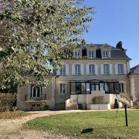 Centre de Vacances et Hotel CPCV Normandie a 50 metres de la plage de Houlgate